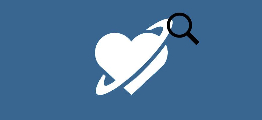 Искать аккаунт на ЛавПланет